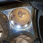 Im Katholikon in der Grabeskirche