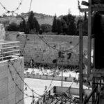 Blick auf die Klagemauer
