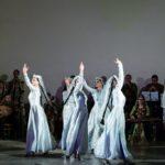 Folkloreveranstaltung, Jerewan