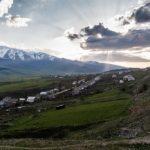Dorf der Altgläubigen (Russen)