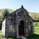 Mausoleum der Familie Zacharjan in Sanahin