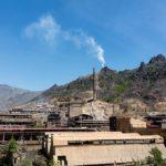 Kupferfabrik in Alaverdi