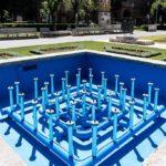 In einem Park in Jerewan