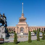 Bahnhof von Jerewan