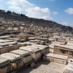 Jüdische Gräber auf dem Ölberg