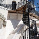 Auf dem Dach der Hurva-Synagoge