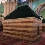 Hebron: Abraham-Moschee, Kenotaphe von Isaak und Rebekka