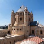 Dormitio-Abtei auf dem Zionsberg