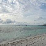 Panorama Nordspitze Medhufushi (Naalaafushi im Hintergrund)