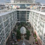 Allure of the Seas: Central Park (Deck 8) unten