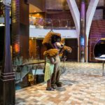 "Allure of the Seas: Alex der Löwe aus ""Madagascar"""