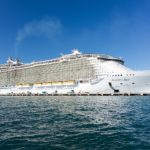 Allure of the Seas in Labadee/Haiti