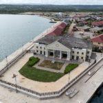 Falmouth/Jamaica: Hafen und Shoppinggebäude