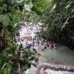 Jamaica: Dunn's River Wasserfälle