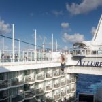 Allure of the Seas: Zip Line