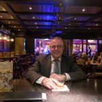 Allure of the Seas: In der Bar Bow & Stern (Royal Promenade)