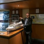 Allure of the Seas: Model des Schiffes