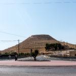 Auf dem Weg nach Hebron, Herodion (Palast des Herodes)