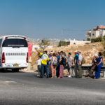 Auf dem Weg nach Hebron