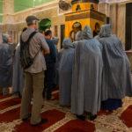 Hebron, Grab der Patriarchen, unsere Reisegruppe