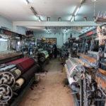Kufiya-Hersteller in Hebron
