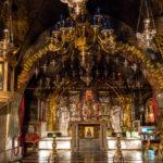 Kreuzigungskapelle in der Grabeskirche