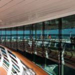 Jewel of the Seas: Spiegelung