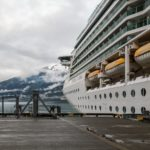 Jewel of the Seas in Skagway