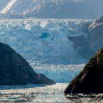Sawyer-Gletscher im Tracy-Arm-Fjord