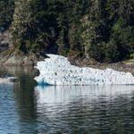 Eis am Ausgang des Tracy-Arm-Fjord