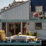 Fisherman's Wharf in Victoria (BC, Kanada)