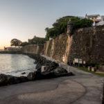 Stadtmauern in San Juan