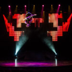 Akrobatik-Show im Reflection-Theater
