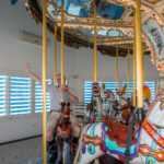 Carousel Gelateria in Sint Maarten
