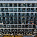 Die Oasis of the Seas in Sint Maarten