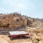 Zacharias-Grab im Kidron-Tal