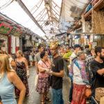 Auf dem Mahane Yehuda Markt