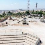 Denkmal auf Har Adar für die Harel Brigade