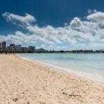 Oahu, Honolulu, Ala Moana Beach Park