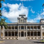 Oahu, Honolulu, Iolani-Palast