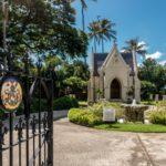 Oahu, Honolulu, Kawaiahao-Kirche, K?nig Lunalilos Grab