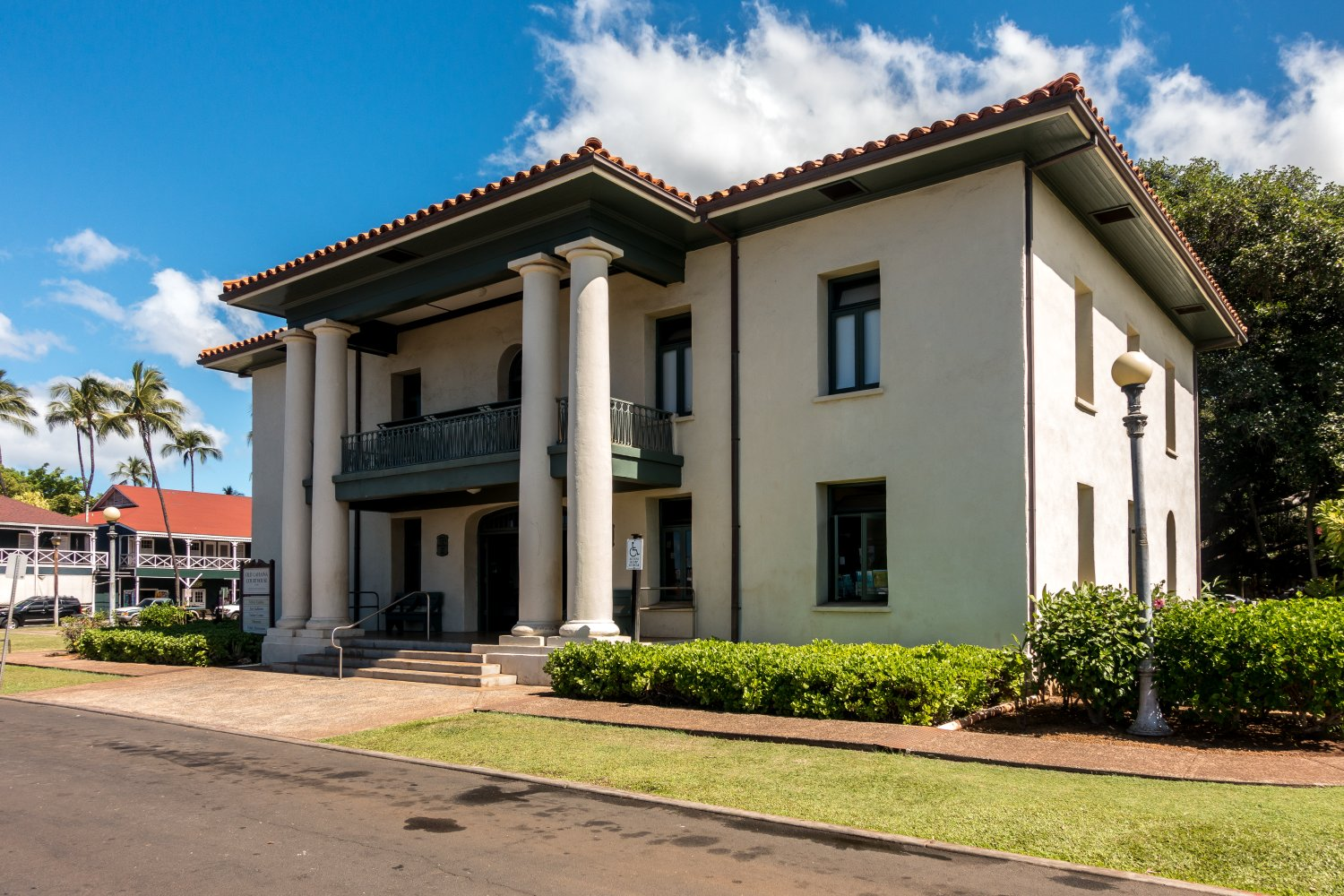 Maui, Lahaina, Old Courthouse