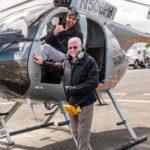 Big Island, Hughes MD500E und der Autor