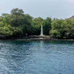 Big Island, Gedenkstein für Kapitän Cook in der Kealakekua Bucht