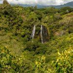 Kauai, Wasserfall