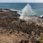 Kauai, Spout hole