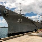 USS-Missouri, Bug