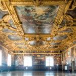 Ratssaal im Palazzo Ducale