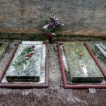 Gr?ber von Igor und Vera Strawinsky, Friedhofsinsel San Michele in Isola
