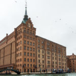 Hotel Hilton Molino Stucky Venice (ehemalige Getreidemühle)